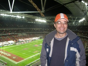 NFL at Wembley Stadium in London