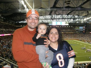 Ultimate Sports Family at Ford Field