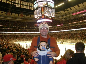 Ultimate Sports Baby at Chicago Blackhawks
