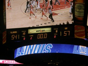 Illinois-Chicago upsets Illinois