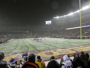 TCF Bank Stadium: Bears at Vikings
