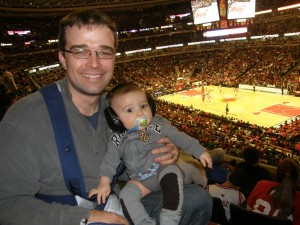 Ultimate Sports Baby at United Center