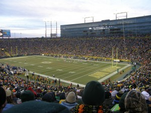 Lambeau Field: Bears at Packers