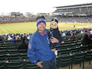 Ultimate Sports Baby at Wrigley Field