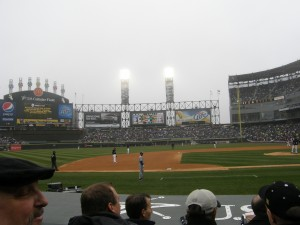 Chicago White Sox Home Opener