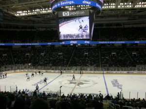 NHL Playoffs at HP Pavilion
