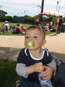 Ultimate Sports Baby at Sunken Diamond