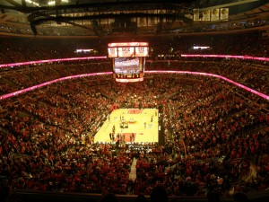 NBA Playoffs: Indiana Pacers at Chicago Bulls Game 2