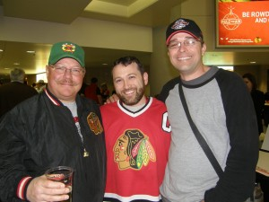 Easter Sunday at United Center