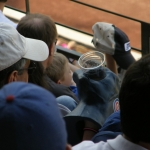 Beer Koozie Gone Awry: Brewers at Cubs