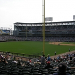 Chicago Midway to U.S. Cellular Field: Tigers at White Sox