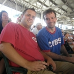 Ballparksavvy.com Visits Wrigley: Reds at Cubs