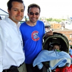 Meeting Tom Ricketts: Astros at Cubs