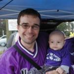 Ultimate Sports Wife as Honorary Northwestern Coach