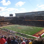 TCF Bank Stadium: Northwestern at Minnesota