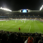 Champions League: Inter Milan at Tottenham