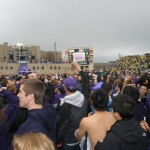 Another Northwestern Win over Iowa