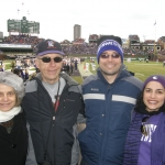 Northwestern Football at Wrigley Field