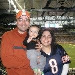 Ford Field: Bears at Lions