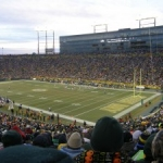 Game Day in Green Bay: Bears at Packers