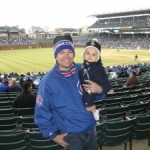 Ultimate Sports Baby's 1st Cubs Game of 2011