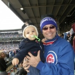 Ultimate Sports Baby: Diamondbacks at Cubs