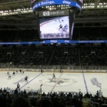 NHL Playoffs: LA Kings at SJ Sharks Game 1