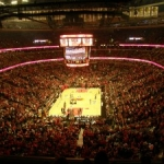 NBA Playoffs: Pacers at Bulls Game 2